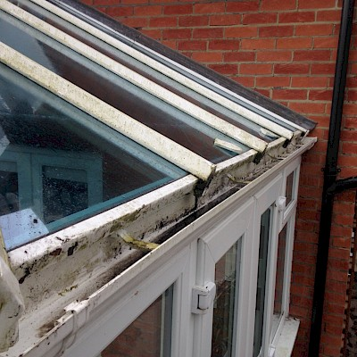 conservatory needs cleaning in woking surrey
