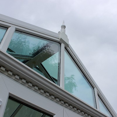 conservatory windows clean in Sidlesham on the South Coast